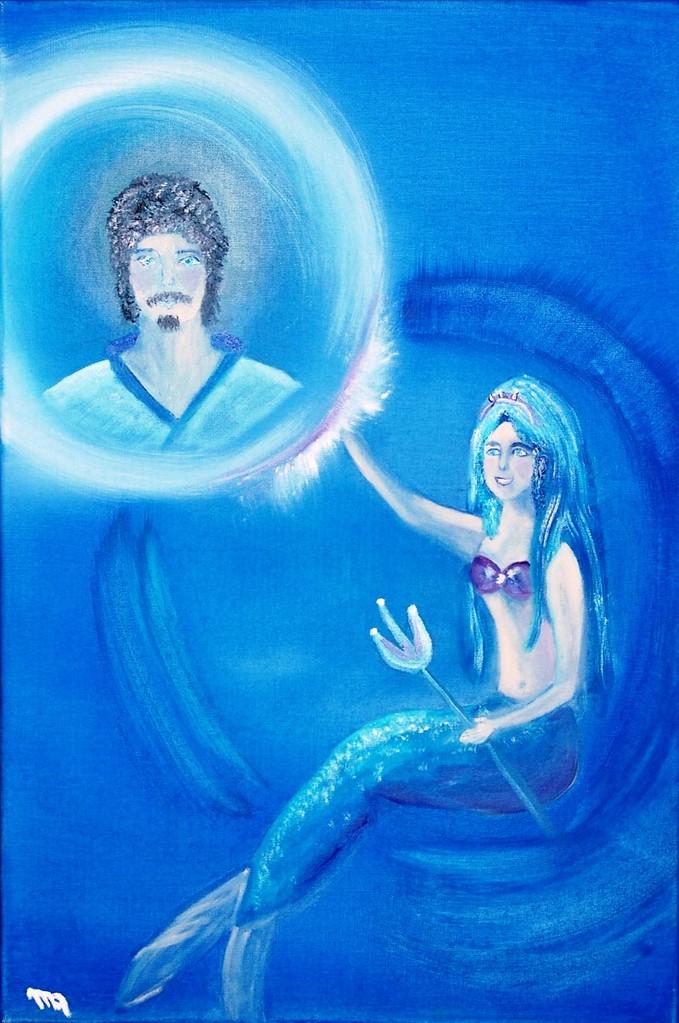 die Meerjungfrau und der Buddha