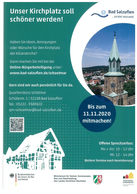 Bürgerbeteiligung Masterplan Kirchplatz