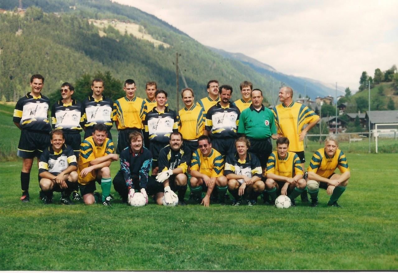 ZP Brig - ZP Innerschweiz im Jahr 2000 in Ernen