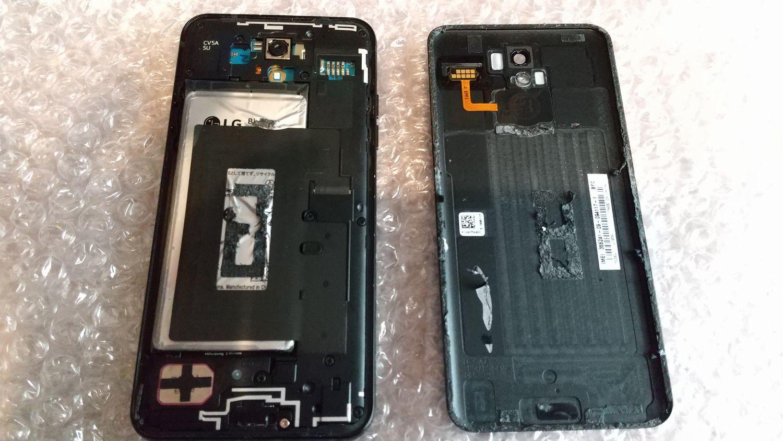 起動しないLG style L-03K(Androidスマホ)のデータ復旧・救出