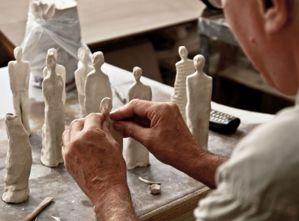 Figures taking form, 2002
