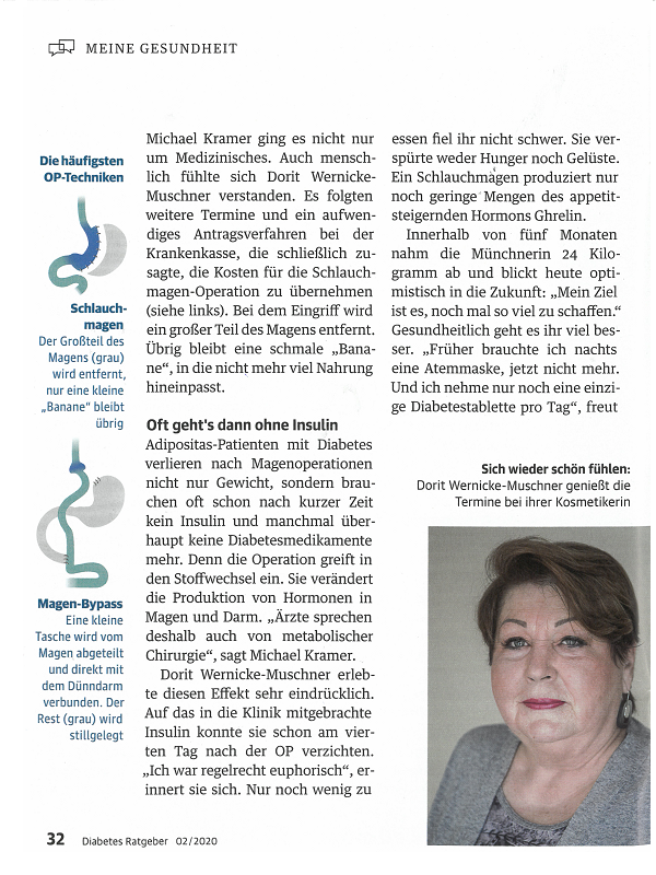 Diabetes Ratgeber 02/2020 Seite 32