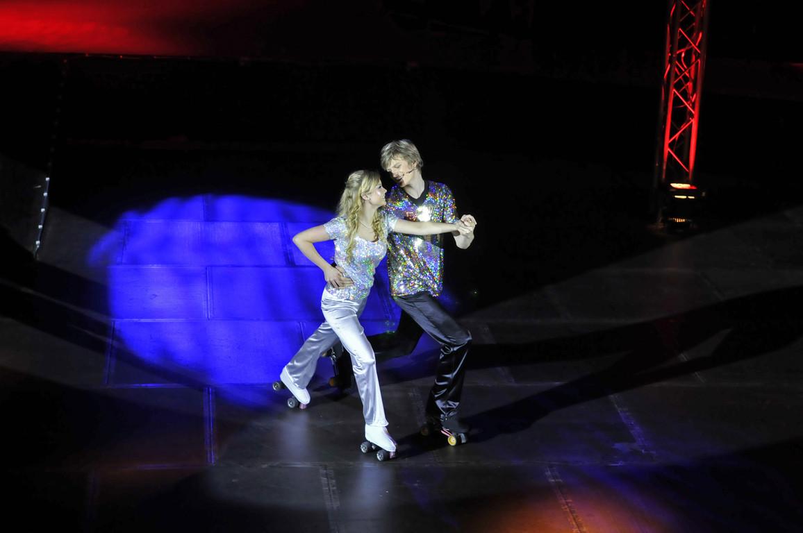 Choreografie – Musical Atlantis 2008