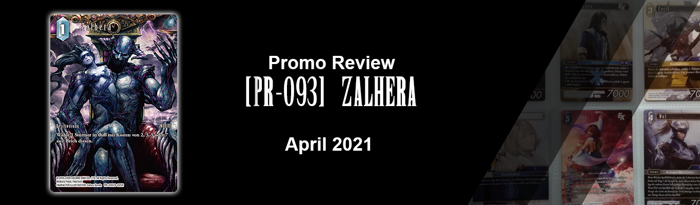 April 2021 Promo: [PR-093] Zalhera