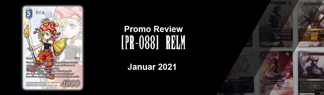Januar 2021 Promo: [PR-088] Relm