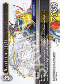 Krieger des Lichts PR-028 | Original