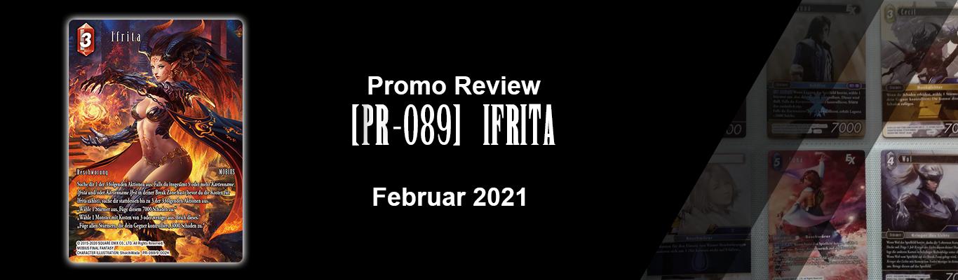 Februar 2021 Promo: [PR-089] Ifrita