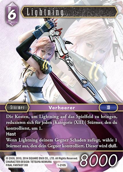 Lightning (1-210S)