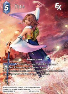 Yuna 1-178H | PR-041