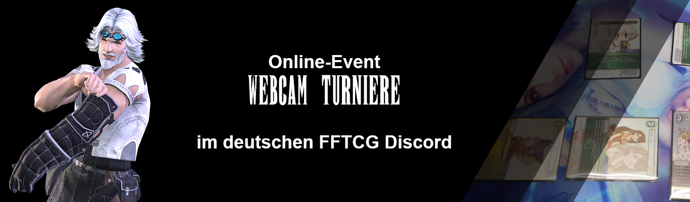 FFTCG Webcam Turniere