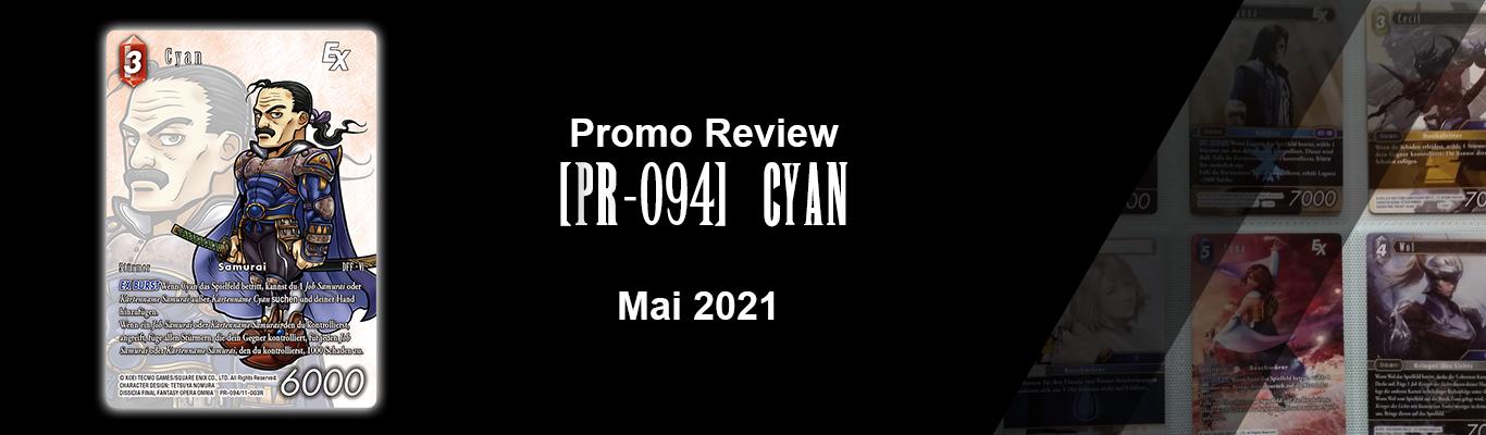 Mai 2021 Promo: [PR-094] Cyan