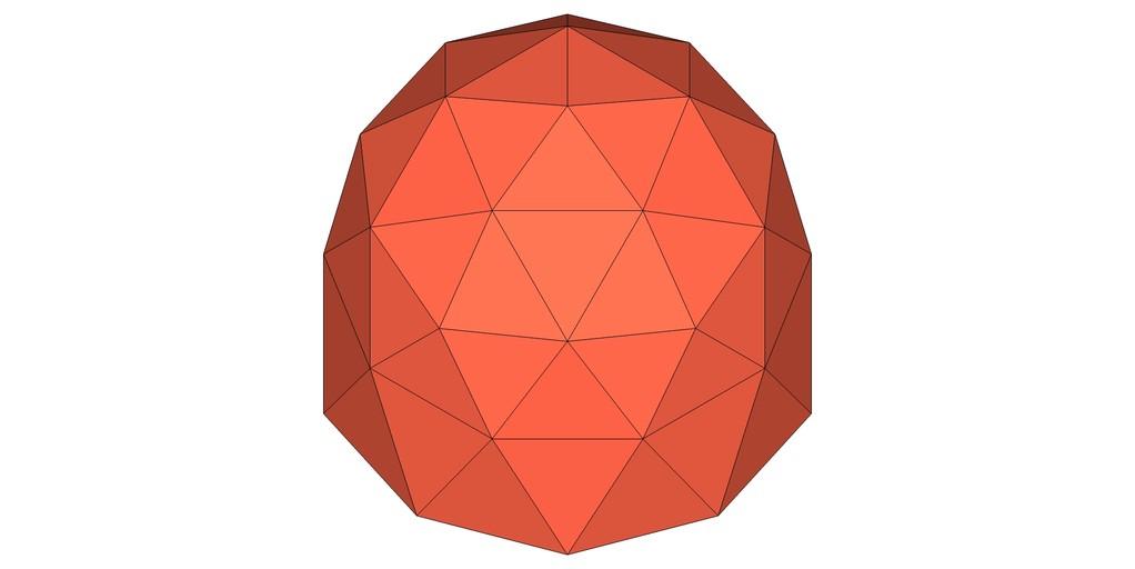 10角形ドーム