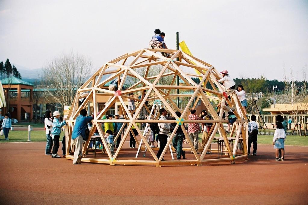 「メビウスの卵展」 静岡県 富士山こどもの国