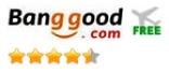Banggood является одна остановка китайский магазин для всех Ваших потребностей!