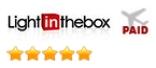 LightInTheBox - один из лучших китайских интернет-магазинов