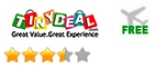 TinyDeal heas more than 50,000 famous brand products.