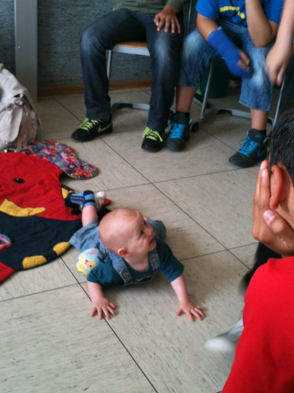 Babywatching