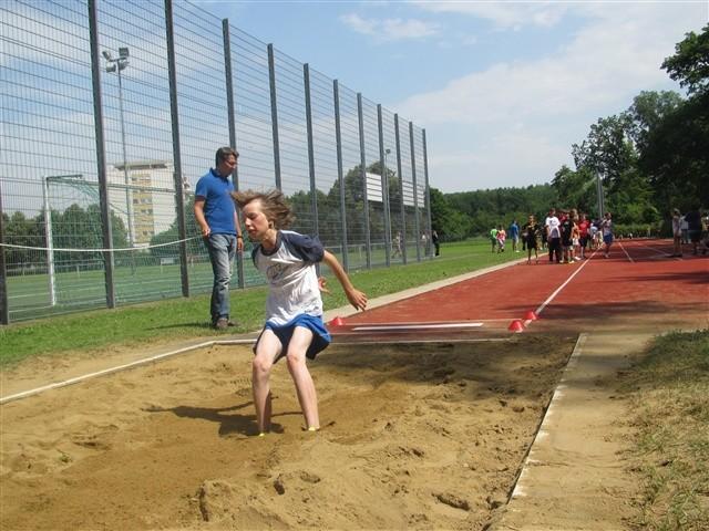 Bundesjugendspiele 2012 - Werkrealschule
