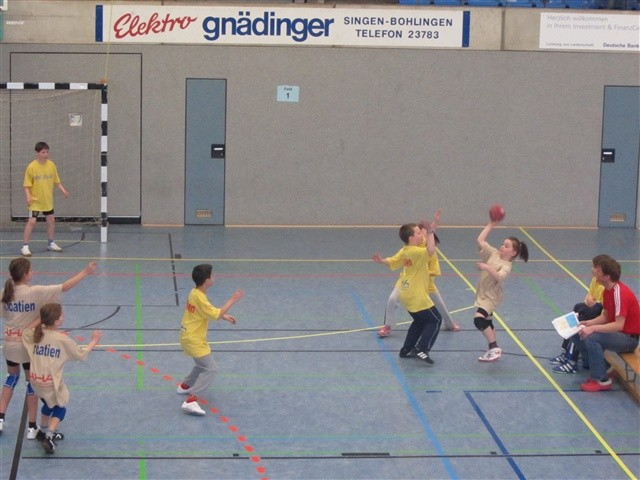 Handball-Mini-WM 2011