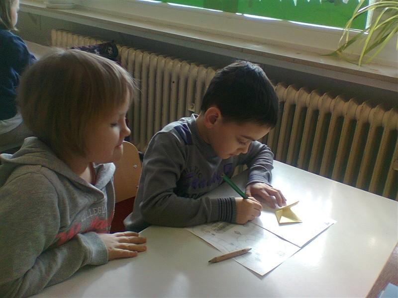 Kindergarten zu Besuch