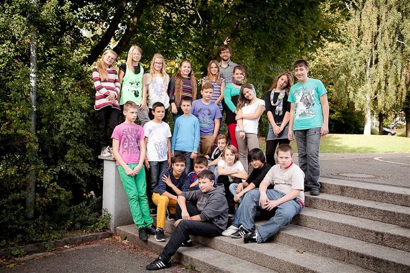 Klasse WRS 6 Herr Sterk