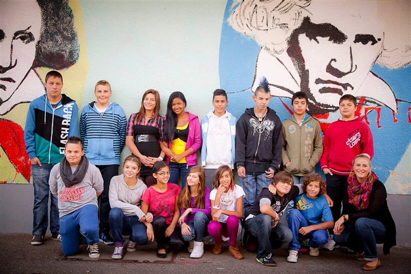Klasse WRS 7b Frau Tonke