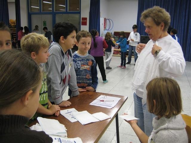 Helfertag an der Beethovenschule - 2011