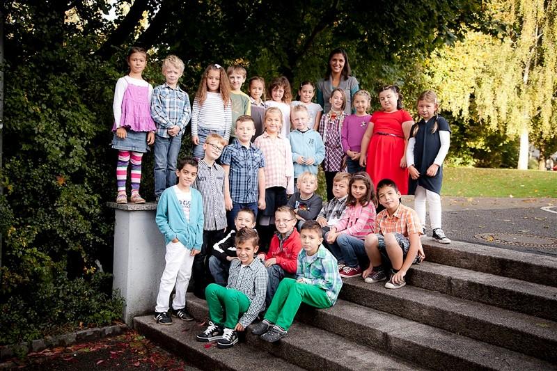 Klasse G2c Frau Kaub