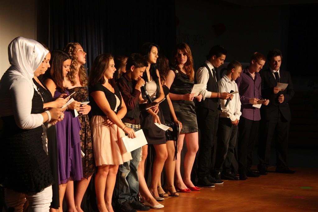 Abschlussfeier 2011