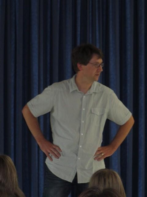 Klassenlehrer Herr Sterk
