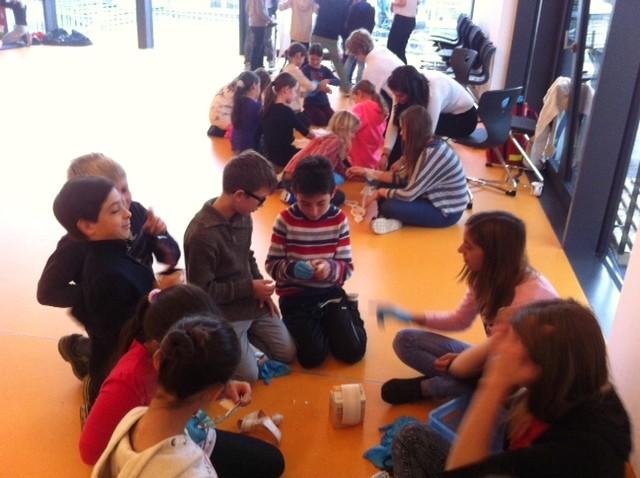 Helfertag 2014 an der Beethovenschule