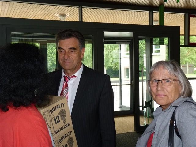 Tschüss - lieber Klaus Michel