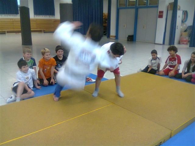 Der Judo-Club Singen stellt sich vor ...