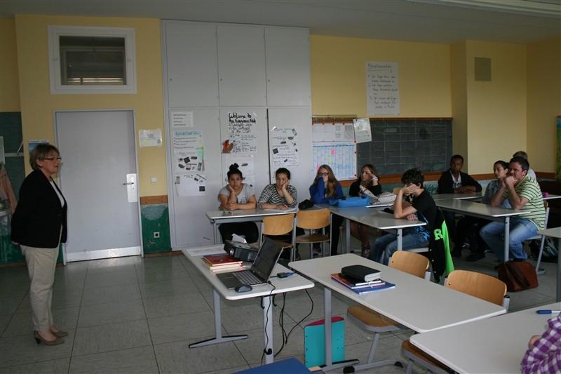 Bewerberwoche vom 01.07. – 05.07.13 für die Klassen 8
