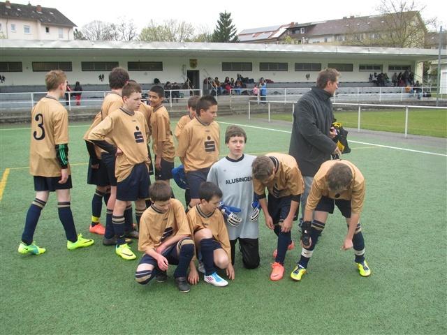 Fußballturnier 2012 - Jugend trainiert für Olympia