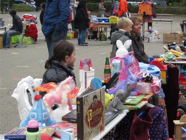Flohmarkt-FöVe-2011