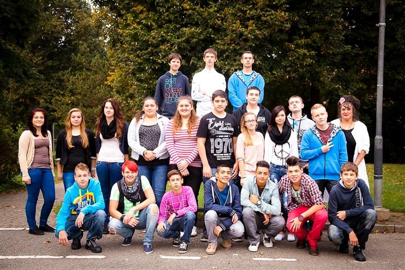 Klasse WRS 9b Frau Zink