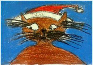 Weihnachtskarten für einen guten Zweck