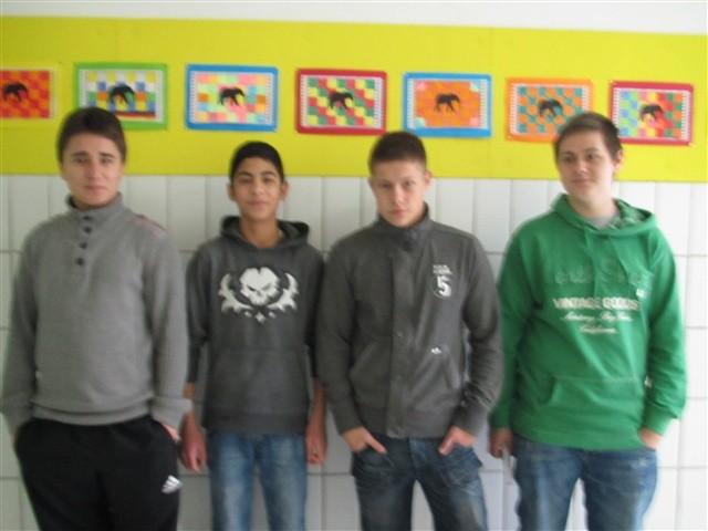 Sieger-Klasse 9b