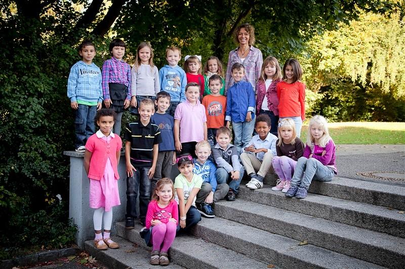 Klasse G1b Frau Strobel