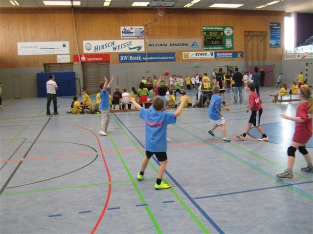 Handball-Mini-WM 2012