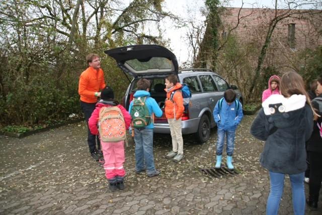 Die Abenteuer-AG der Beethovenschule.