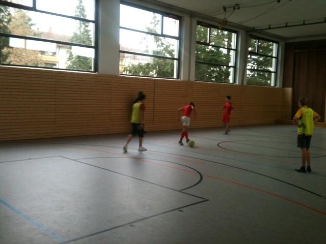 Fußballturnier 2012/2013