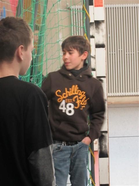 Fußballturnier 2011