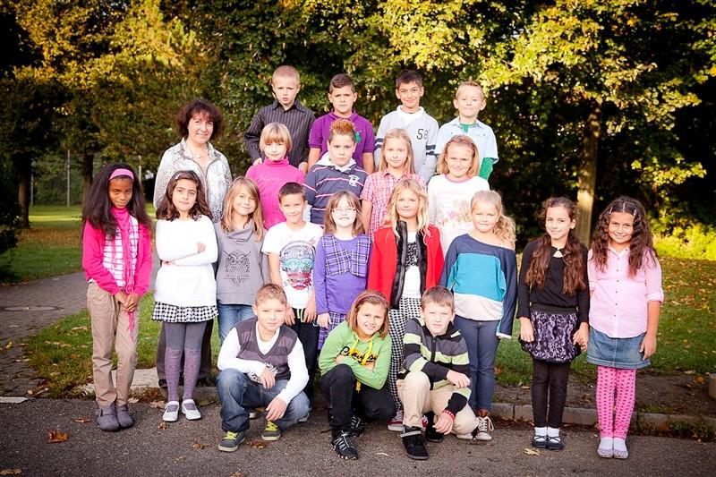 Klasse G3c Frau Hoffmann