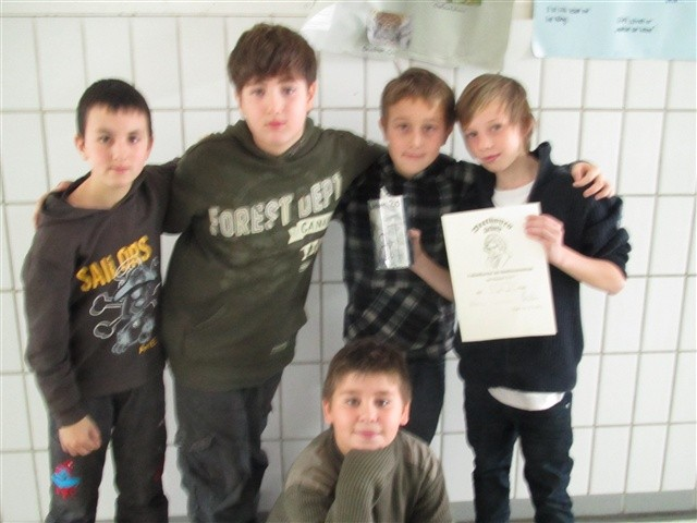 Sieger-Klasse 5