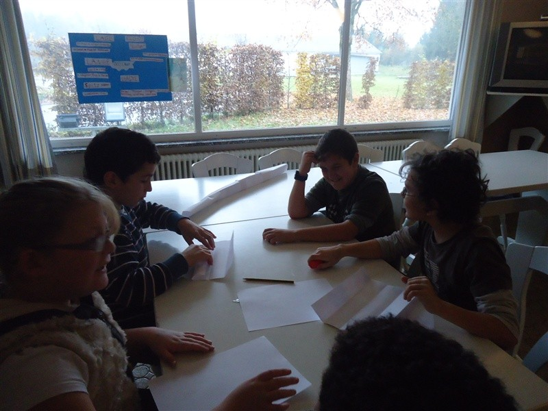 Die Klassen 5a und 5b übernachten in Orsingen