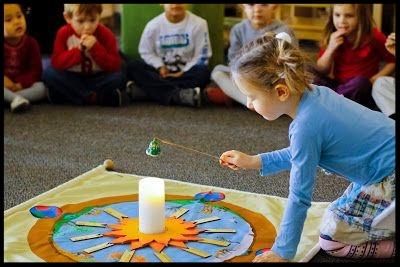 anniveraire Montessori, globe Montessiri, tapis Montessori, fête enfant, animation enfant