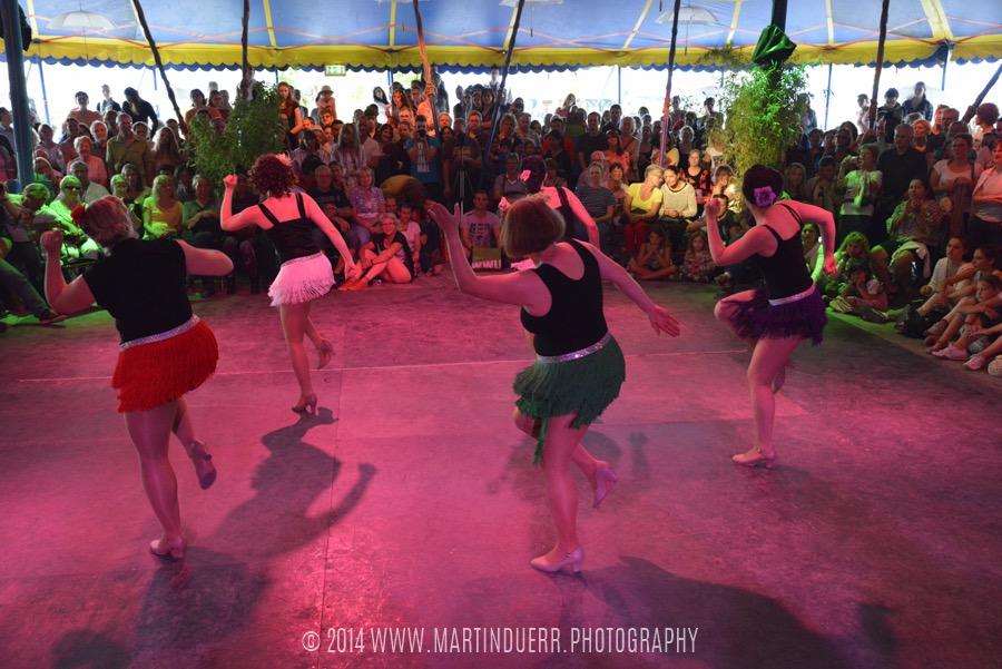 60s Gogo Dance: Tanzschüler-Show vom Vintage Dance Studio.