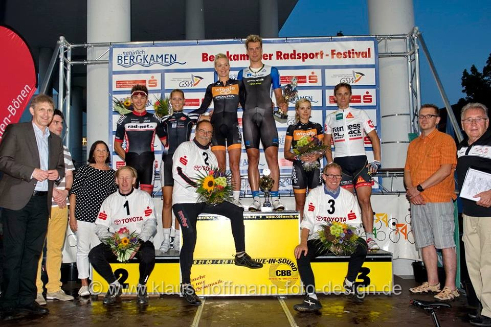 3. Rang beim Derny Rennen Bergkamen